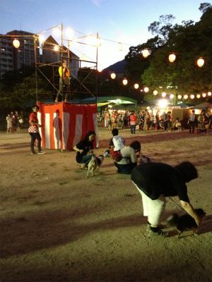 ワンちゃん夏祭り 025