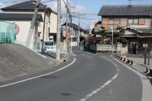 ④竹内街道