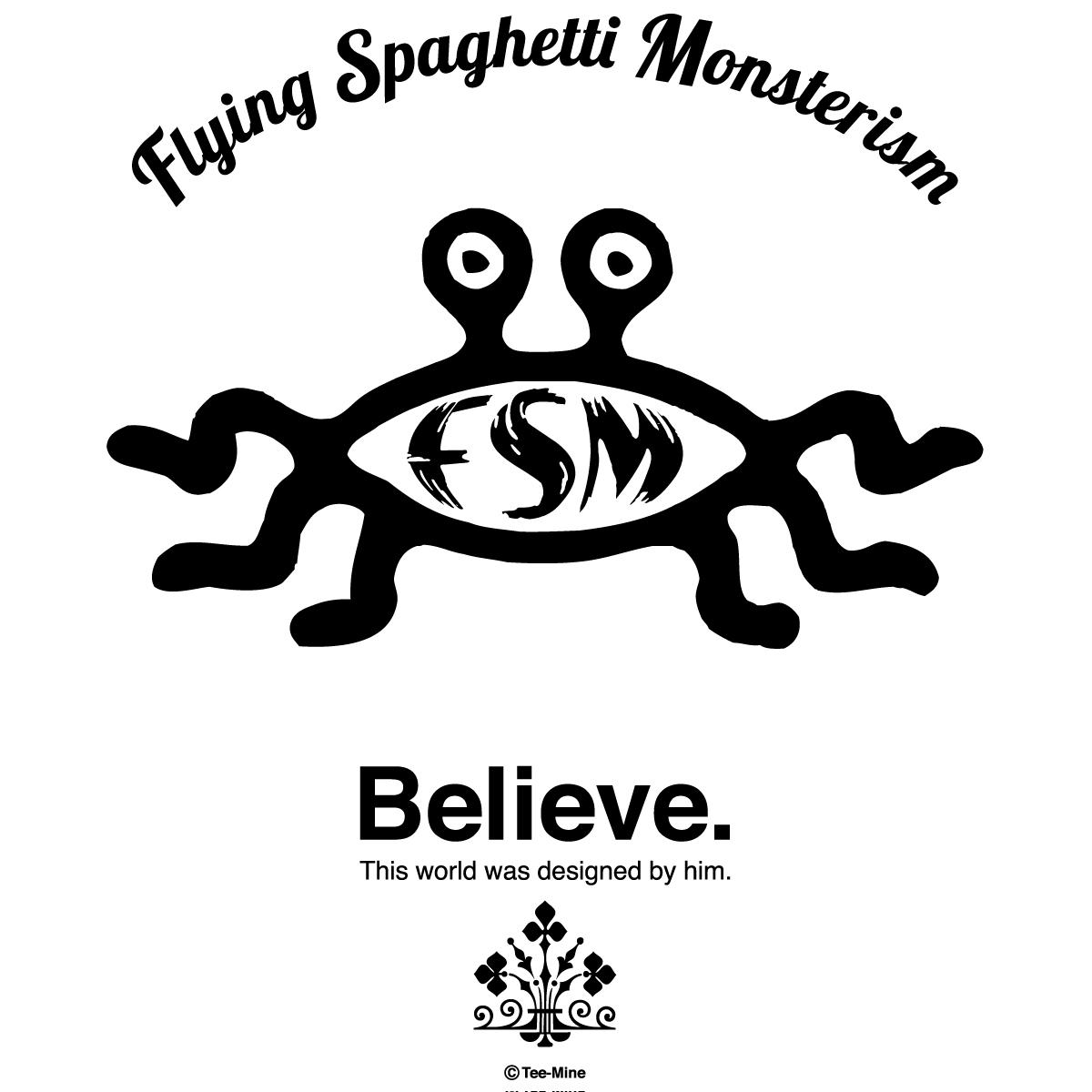 モンスター 教 飛ぶ スパゲッティ 空
