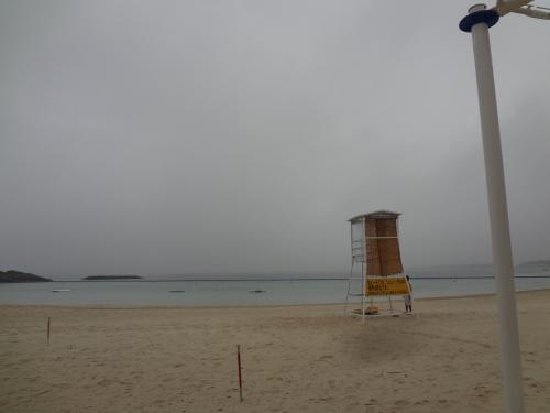 海開きのシーズンを迎えたエメラルドビーチ