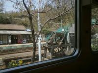 神戸駅:レストラン車窓から