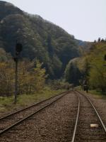 神戸駅:線路縦