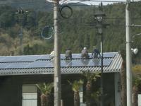 渡瀬:ソーラー工事