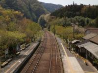 神戸駅架橋から