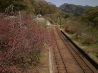神戸駅線路