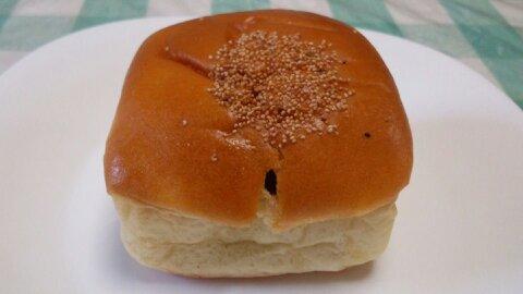 ファミマたっぷり粒あんパン②