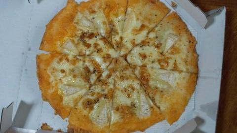 シカゴピザ4種チーズ