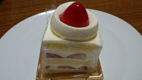 マールブランシュショートケーキ