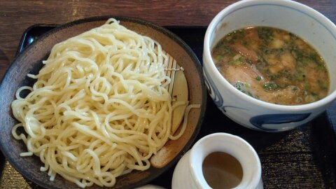 チャクリキつけ麺