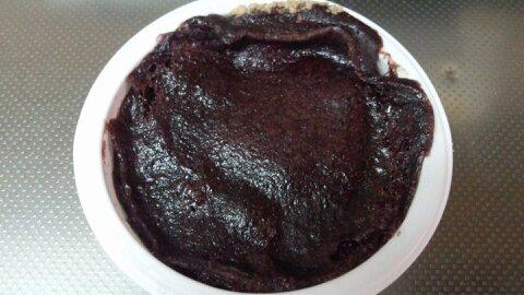 レトルト餅黒米①