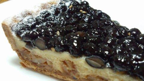 キルフェボン黒豆タルト③