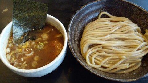 たけ井つけ麺①