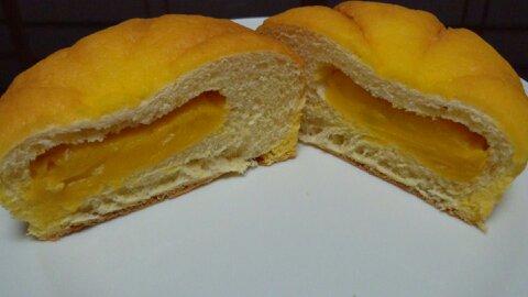 えびすかぼちゃのクッキーパン③