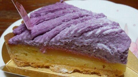ルシャンブル紫芋②