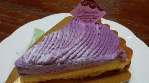 ルシャンブル紫芋①
