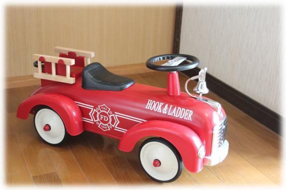 クラシック消防車 1-2