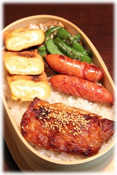 弁当、赤魚など2
