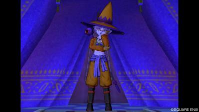魔法使いオレンジ