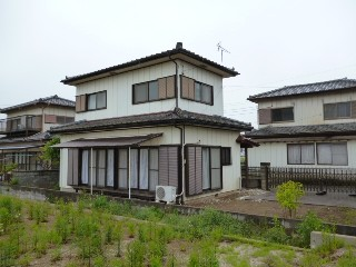 酒門町中古住宅(外観)