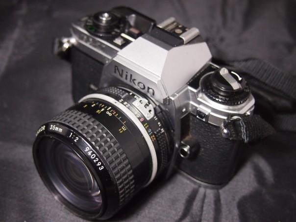 FG-20+Ai NIKKOR S 1:2/35mm