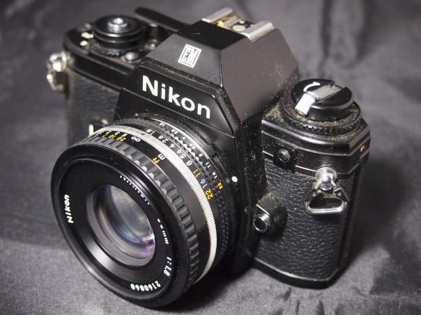 NikonEM+Ai NIKKOR 1:1.8/50mm