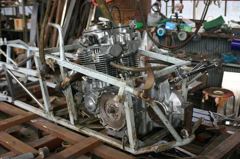 N360のエンジンだとか
