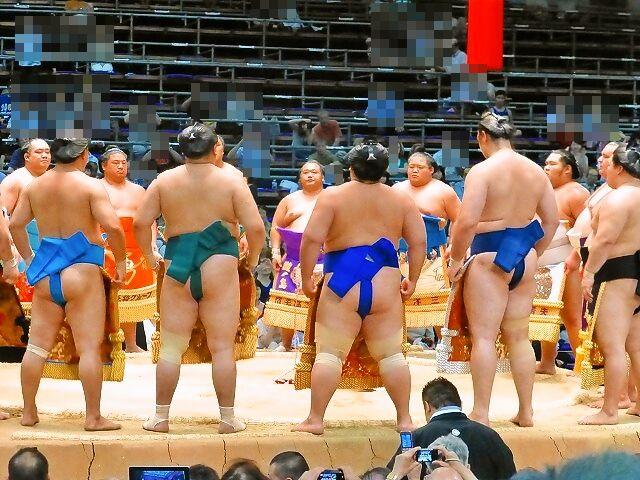 大相撲33加工