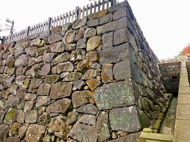 松江城石垣
