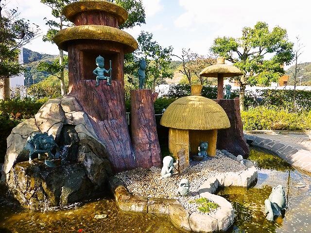 境港河童の泉