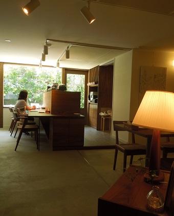 あるカフェ 1