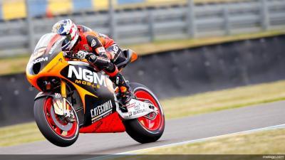Colin Edwards NGM Mobile Forward Racing