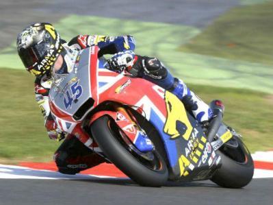 Scott Redding Silverstone