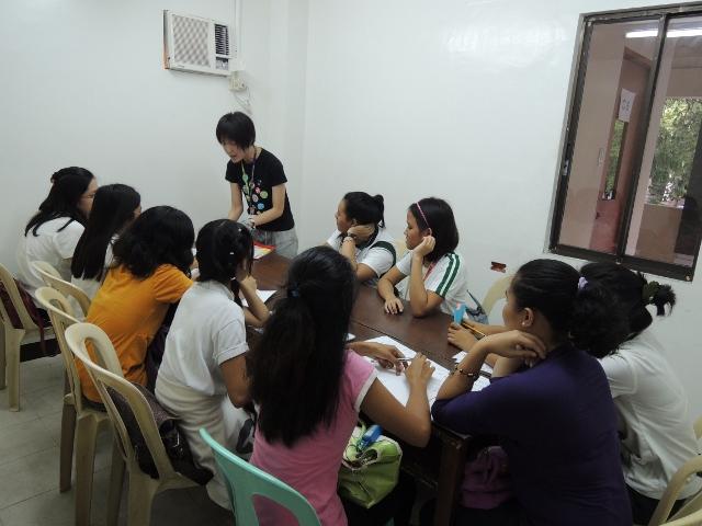 Japanese class (2)