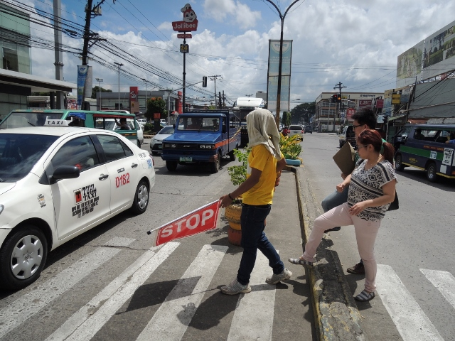 横断歩道 (9)