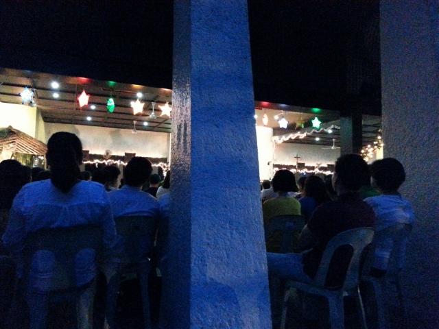 9-day Simbang Gabi (6)