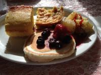 美味しい朝食!