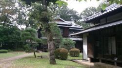 西川家別邸