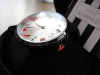 ルルギネス腕時計アイコンリューズ