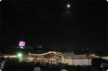 月とやぐら