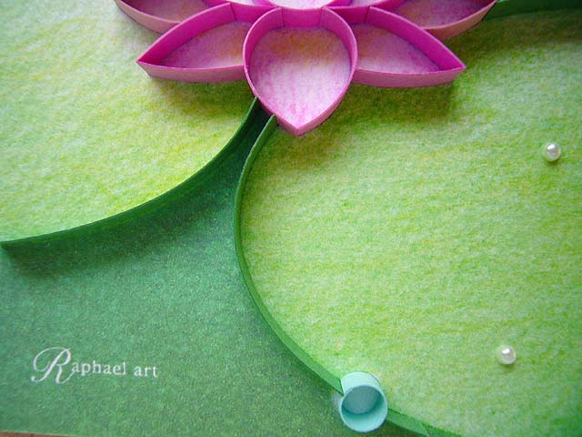Water Lily(アップ)2