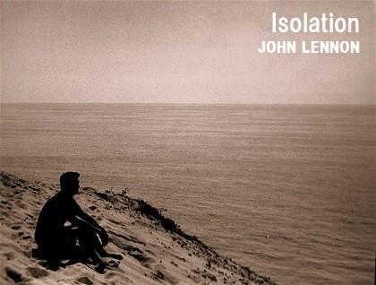 Isolation - John Lennon
