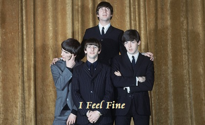 I Feel Fine - The Beatles