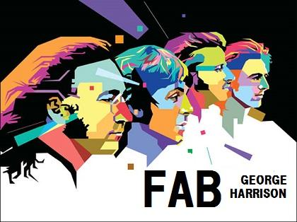 FAB - George Harrison