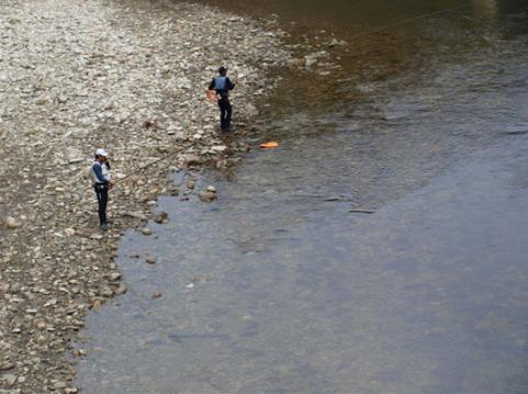 三途の川で釣り?.JPG