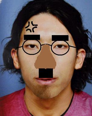 市橋容疑者ヒゲメガネセット.JPG