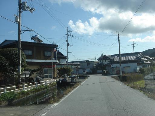 土佐市内の遍路道.JPG