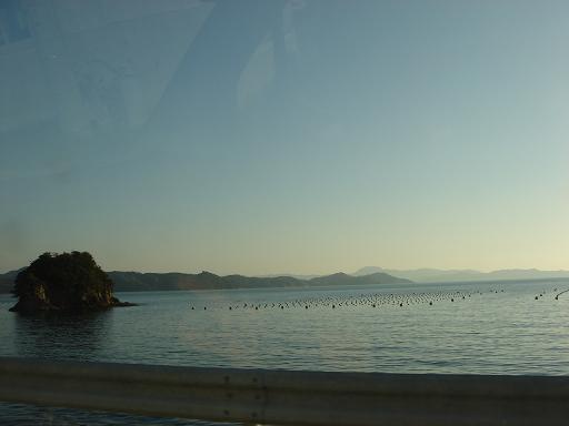 穏やかな宇和海.JPG