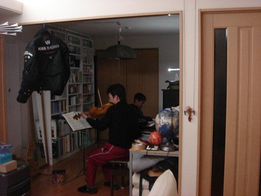 バイオリンとピアノのコラボレーション.JPG