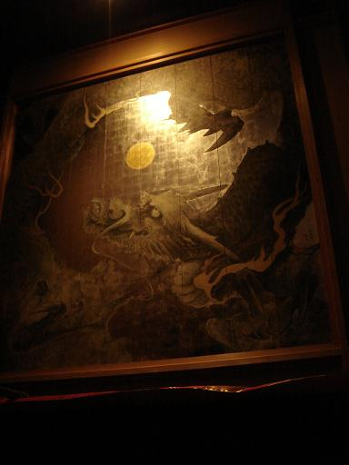 天井の龍の画.JPG