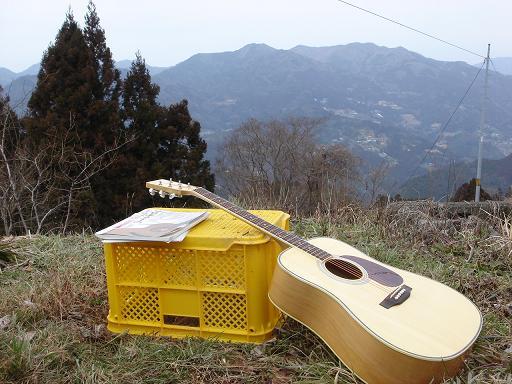 昼休みは山を見ながら・・・・.JPG